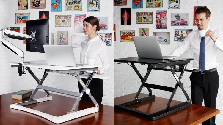 PRO TIPS: How sit and stand desk will change your productivity