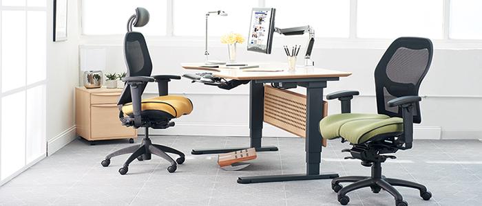 A better office ergonomic solution