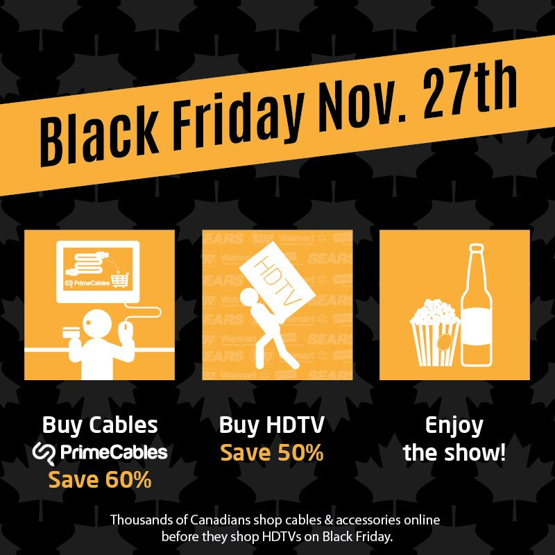 black friday primecables