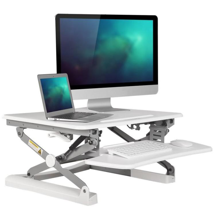 38552-PrimeCables-Cab-MT101-S-WH-Monitor-Desk-Mounts-Height-Adjustable-Standing-Desk-Riser-ADR-wide-Black-26-Wide-PrimeCables-Small-White.jpg