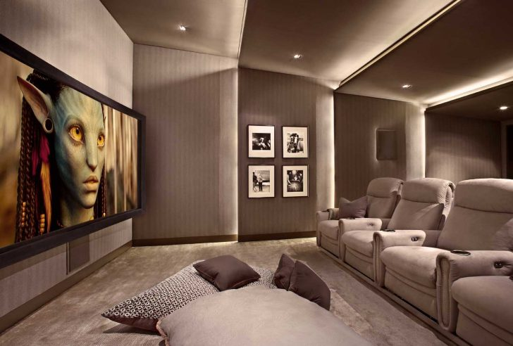 how to build your own home theater