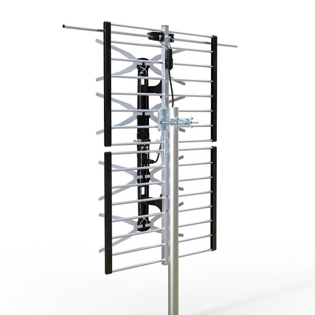 PrimeCables Antennas-for-HDTV-Wireless-High-Gain-VHF-UHF-Combo-HDTV-Outdoor-Antenna