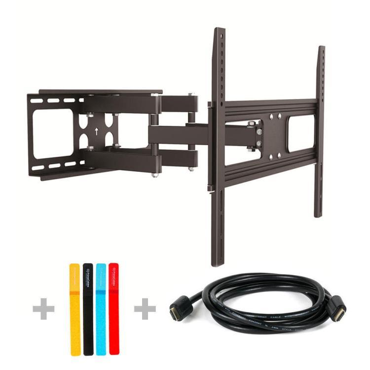 bigger size full motion tv wall mount