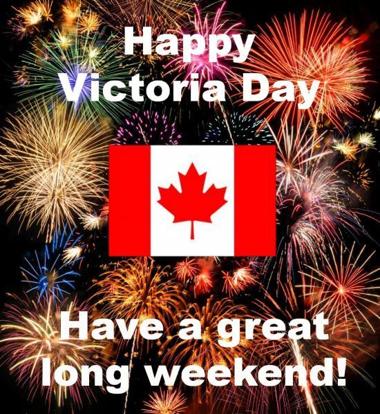 Happy Victoria day sale