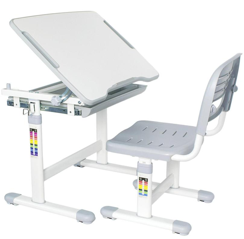 kid ergonomic sit stand desk