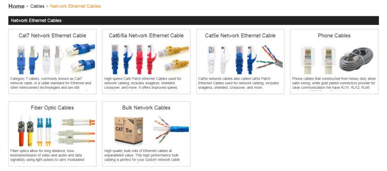 primecables Ethernet cable deal
