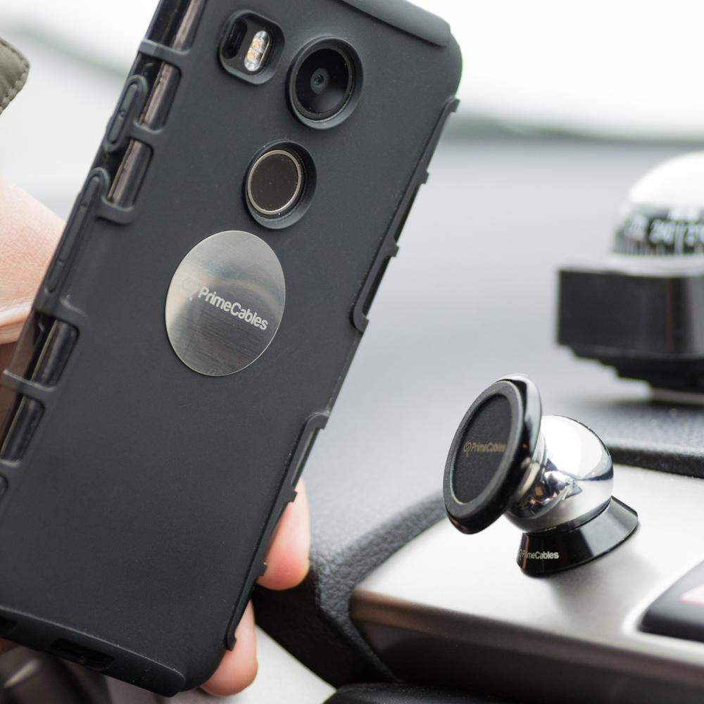 Primecables 360 phone car mount