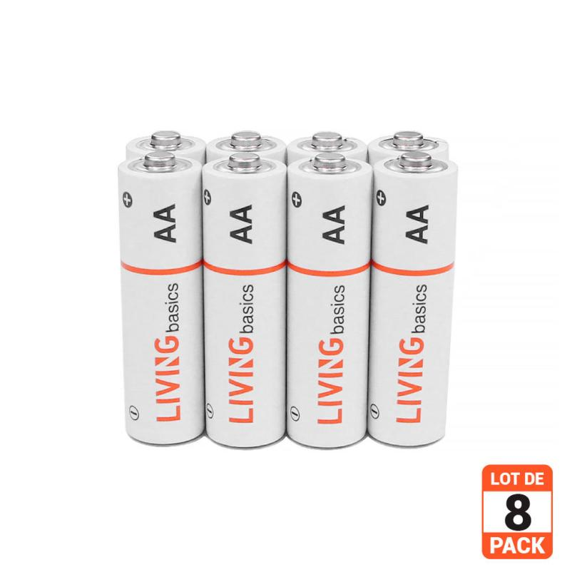 Livingbasics AA battery from PrimeCables.ca