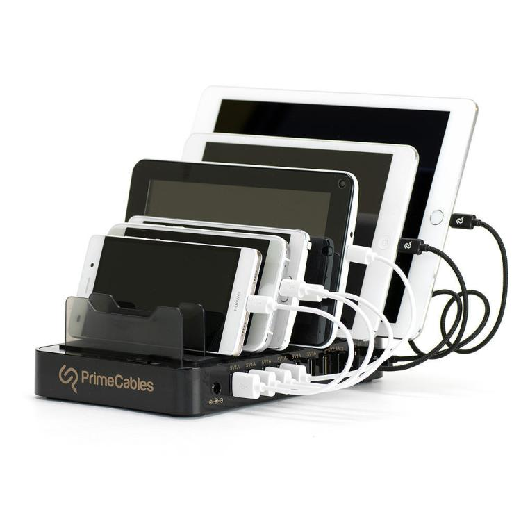 PrimeCables charging station