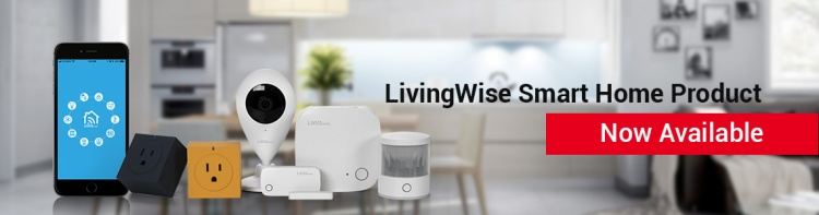 livewise smart home accessories