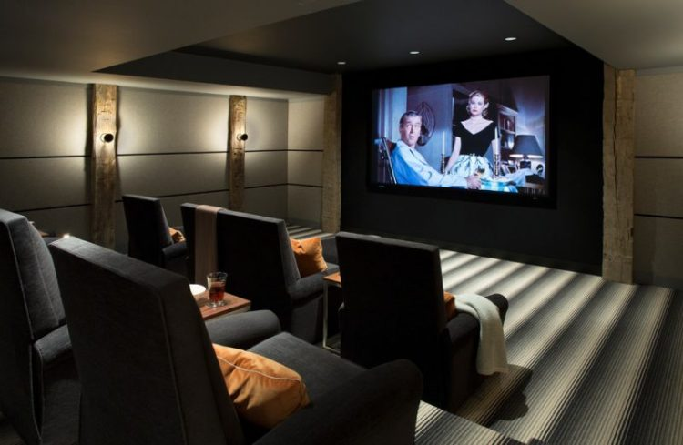 build a home theater cimena at low budget