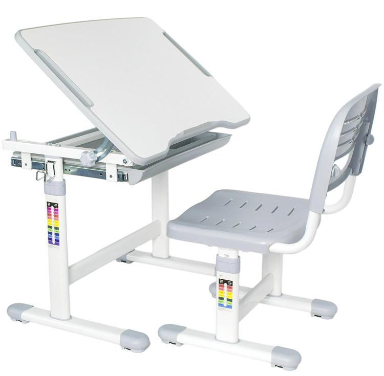 PrimeCables ergonomic kid desk