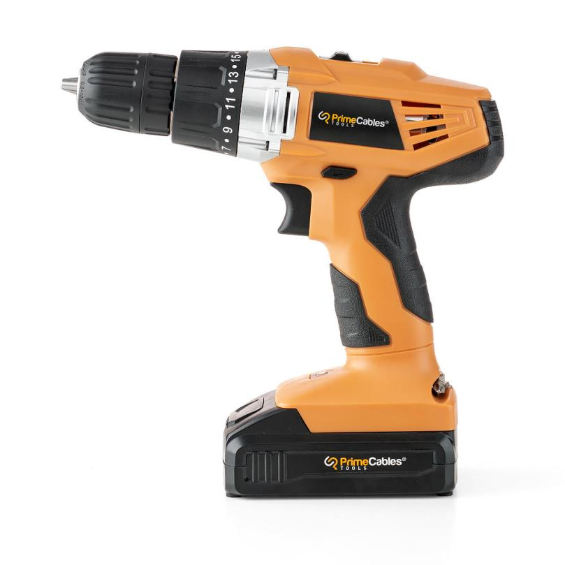 PrimeCables power drill