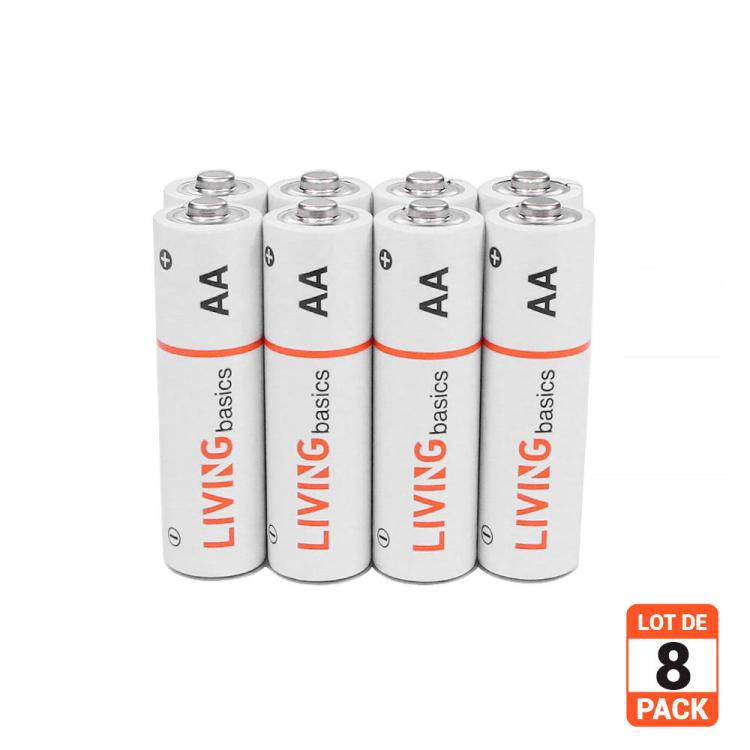 AA battery from living basic