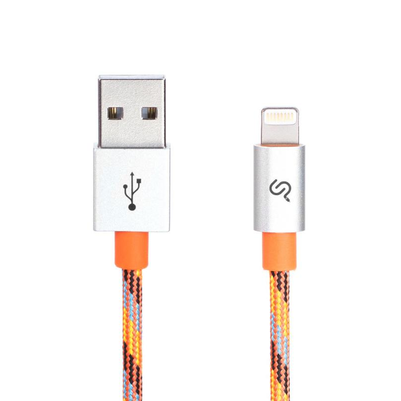 primecables nylon braided lightning cable