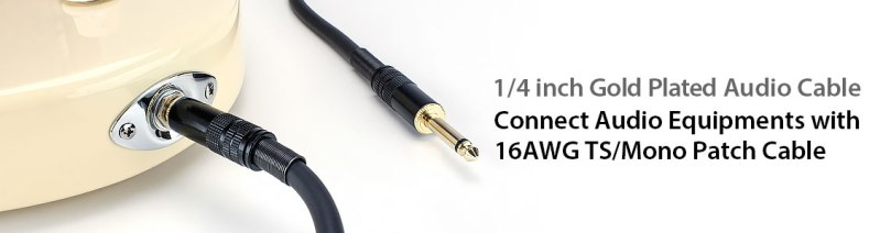 Get guitar cable online from primecables.ca