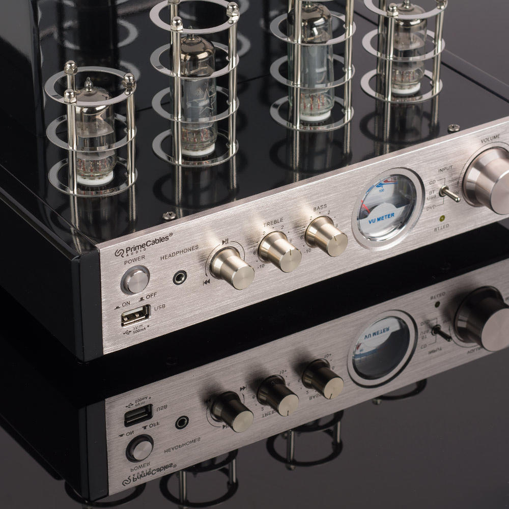 PrimeCables Tube Amplifier