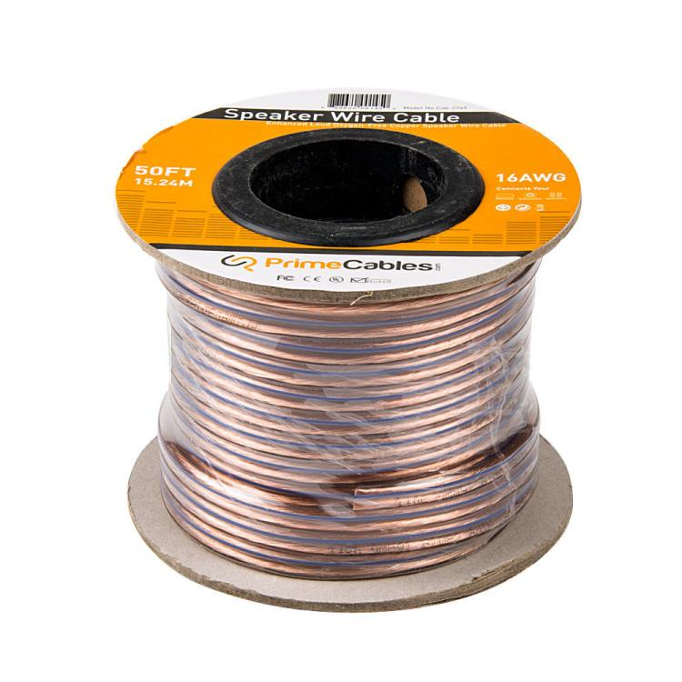 primecables speaker wire cable