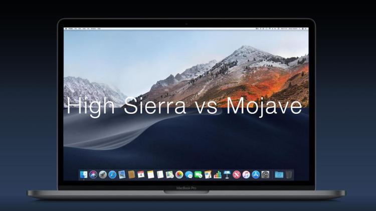 Mac OS Mojave update