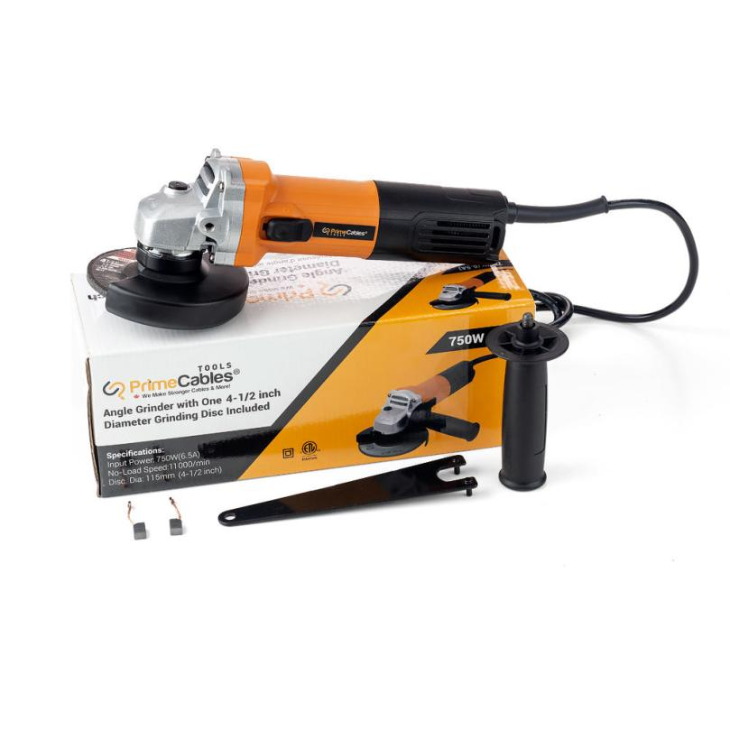 PrimeCables angle grinder