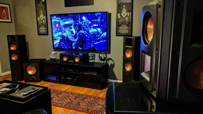 home theater from primecables