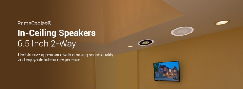 home theater speaker system from PrimeCables