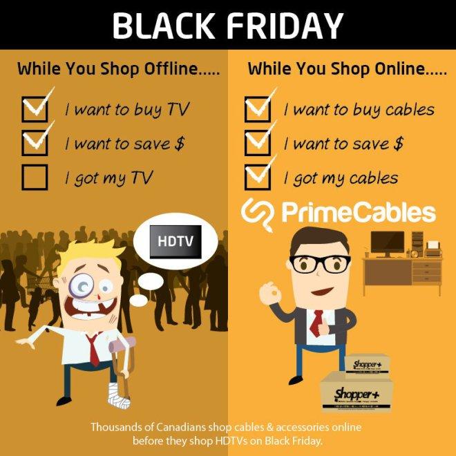 Black Friday sale 2018