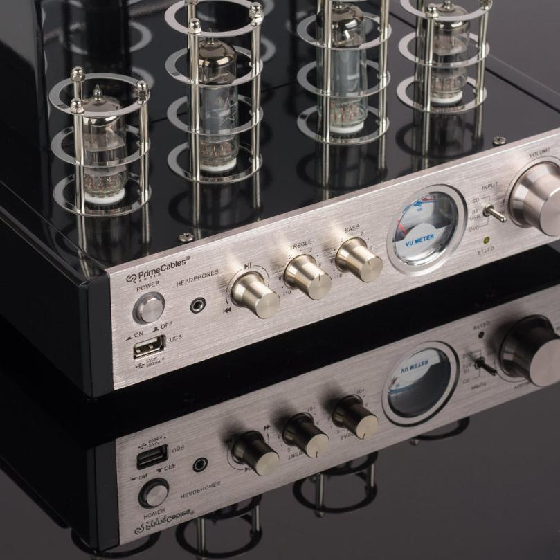 Tube Amplifier from PrimeCables