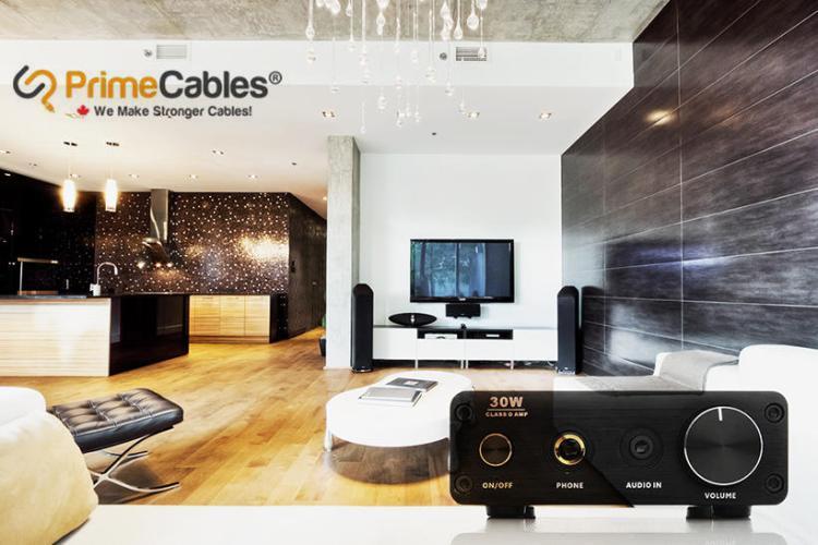 PrimeCables mini amplifier