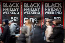 black friday battles between amazon, walmart and best buy
