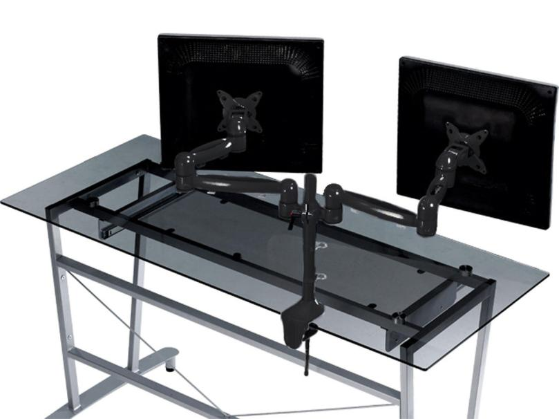 dual monitor mount from monoprice canada