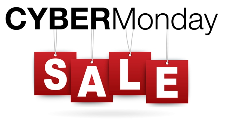 Cyber Monday Sale Shopping