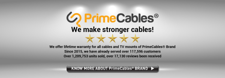 PrimeCables black friday 2018 deal