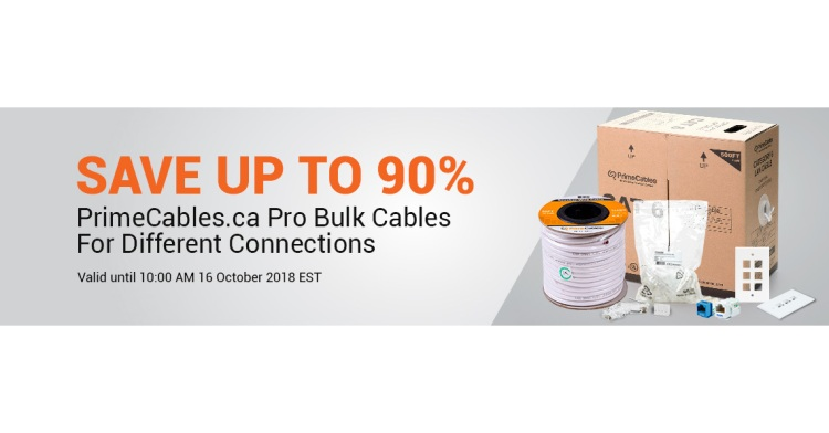 PrimeCables offers CMR, CMX cables cheap in bulk!
