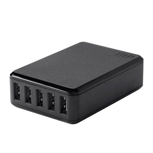 medium_plus_030bf-Monoprice-Canada-Cab-13914-AC-Power-Adapters-Monoprice-Obsidian-Series-5-Port-8A-USB-Smart-Charger