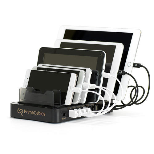 medium_plus_da884-PrimeCables-Cab-C05132-BK-AC-Power-Adapters-Universal-Multi-Device-10-Ports-USB-Smart-Charging-Station-and-Dock-PrimeCables-