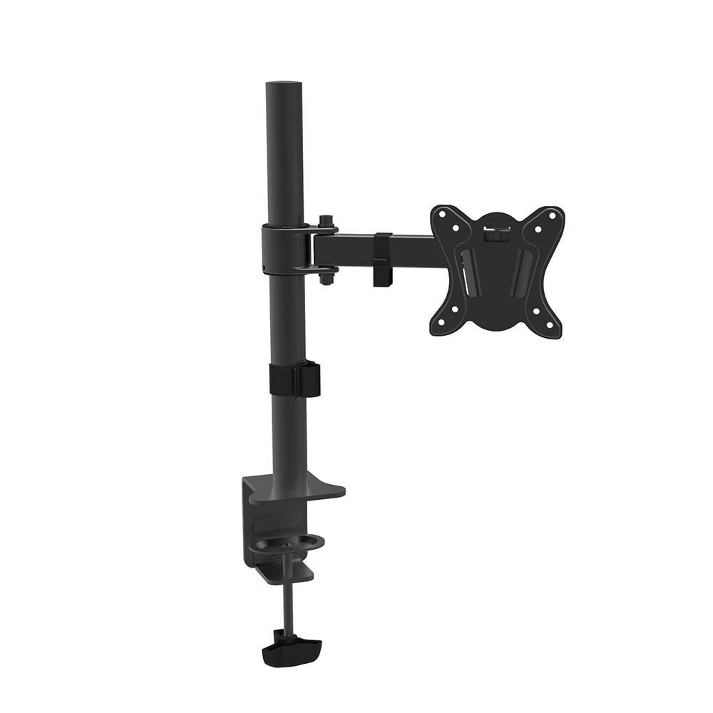 Single Monitor Desk Mount Adjustable Articulating Stand - PrimeCables®